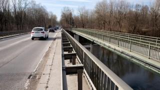 Brücke B 471 zwischen Garching und Ismaning