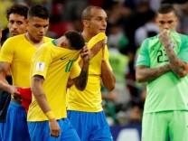 World Cup - Quarter Final - Brazil vs Belgium