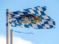 Sturmtief 'Herwart' in Bayern