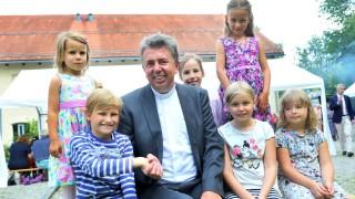 Weßling : Priesterjubilar Anton Brandstätter