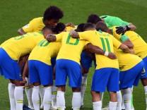 WM 2018 - Serbien - Brasilien