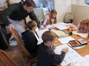 Familie Romeike beim Heimunterricht, Schulverweigerer, ap