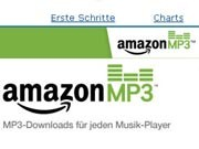 Amazon-MP3-Store, Screenshot: Amazon.de