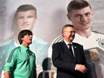 WM 2018 - Pressekonferenz Deutschland