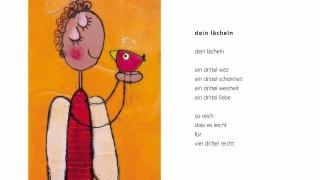 """Bernhard Winter, neues Buch """"Kurz und glücklich. Vierzig Mantras für ein gutes Leben"""" mit 18 Farbbildern der Malerin Miri Haddick"""
