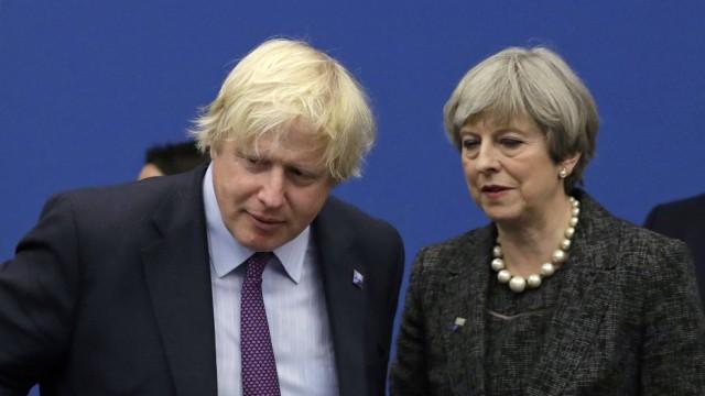 Politik Großbritannien Brexit