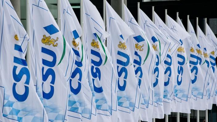 Wahlumfrage: CSU steigt auf Jahresbestwert