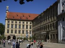 Alte Akademie in München, 2017