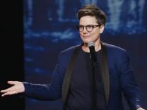 Die US-Komikerin Hannah Gadsby