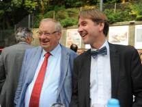 Bernhard Spies und Bernhard Maaz