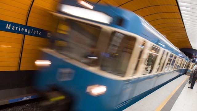 U-Bahn München Störung