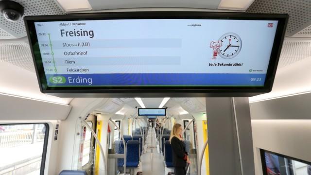 S-Bahn München Neue S-Bahnen