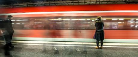 Lokführerstreik - München S-Bahn