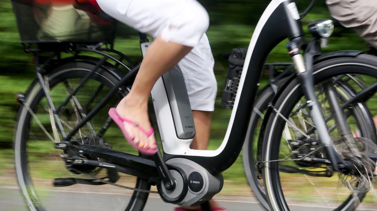 Vier schwere E-Bike-Unfälle innerhalb von 48 Stunden