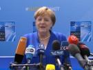 Merkel kontert Trumps Kritik mit Verweis auf DDR-Vergangenheit (Vorschaubild)