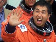 ISS Koichi Wakata, dpa