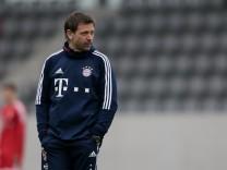 Holger Seitz Trainer München Fussball Deutschland B Junioren Saison 2017 2018 17 03 2018; Fußball