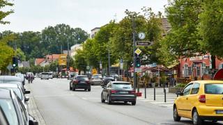 Penzberg Bahnhofstraße