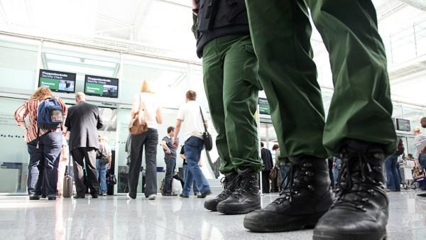 Flughafen München - Sicherheit