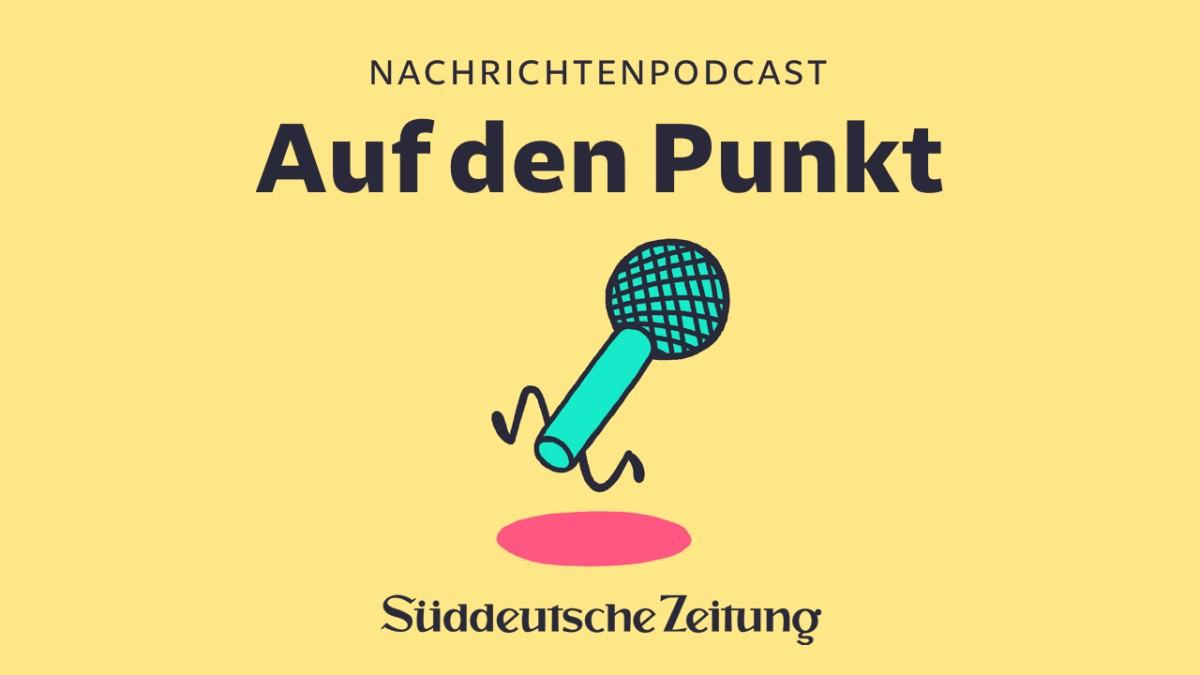 """SZ-Podcast """"Auf den Punkt"""" - Nachrichten vom 12.11.19"""