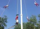 Der Tanz der fliegenden Menschen in Mexiko (Vorschaubild)