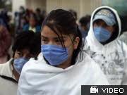 Ausbreitung der Schweinegrippe, Gesundheits-Alarm in den USA, ap