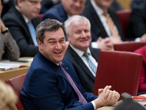 Regierungsbildung in Bayern
