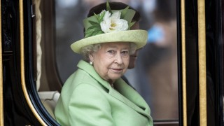 The Queen And Duke Of Edinburgh Welcome President Santos Of Colombia And Mrs Santos