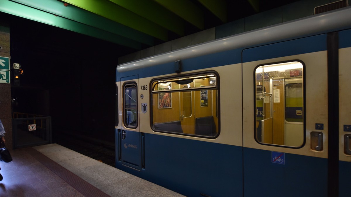 U-Bahn München: Muslimin attackiert