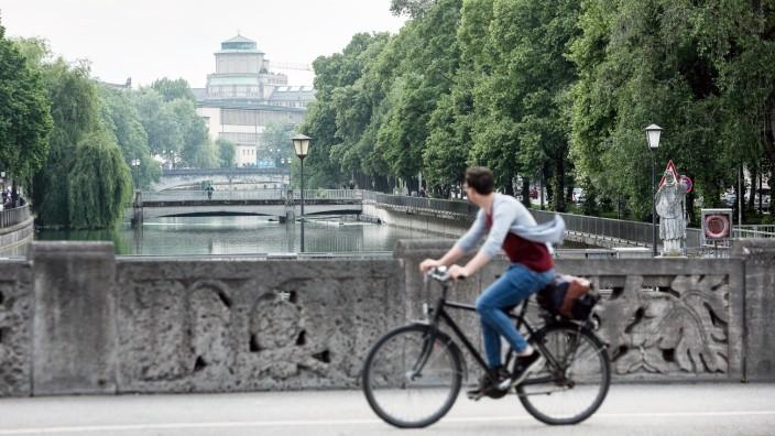 Schmuckfotos Maximiliansbrücke, München Ost