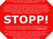 Internet-Stoppschild