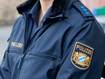 Bayerns Polizisten bleiben anonym