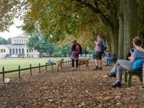 Bonner Hofgarten im Herbst