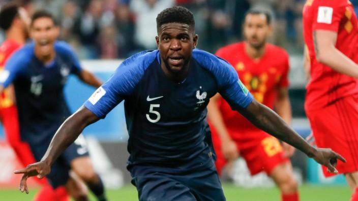 Wm Finale Frankreich Gegen Kroatien Kein Anti Fussball