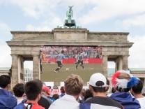 WM 2018 - Fanmeile Berlin