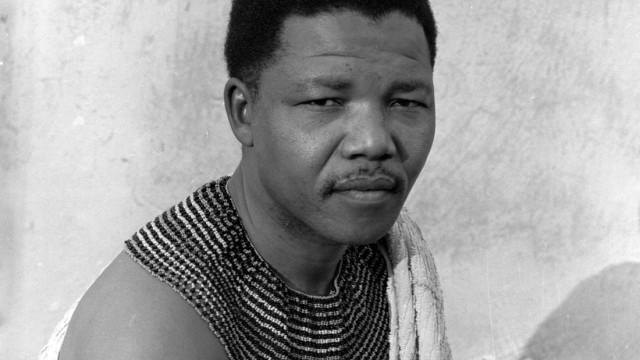 Nelson Mandela 1961 Mandela 18 July 1918 - 5 December 2013 was a South African anti apartheid rev