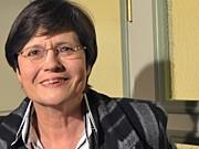 Designierte Ministerpräsidentin Christine Lieberknecht (CDU) dpa