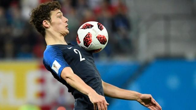 Fußball-WM Frankreichs Benjamin Pavard