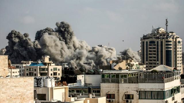 Politik Israel Gaza