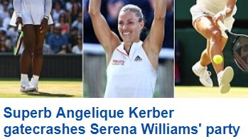 Daily Mail Kerber