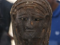 Antikes Grab in Ägypten entdeckt
