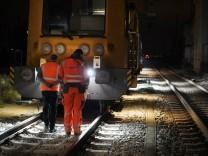 München: Sperrung S-Bahn-Stammstrecke