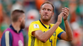 World Cup - Group F - Mexico vs Sweden