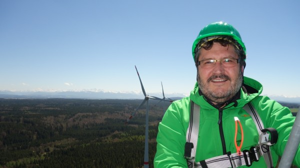 Bürgermeister Erwin Karg Fuchstal