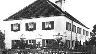 Dorfkern Aubing