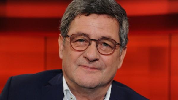 Der Wirtschaftsjournalist Roland Tichy zu Gast in der ARD Talkshow Hart aber Fair am 11 12 2017 in K