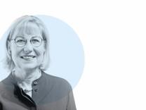 Ursula Gather von der Krupp-Stiftung