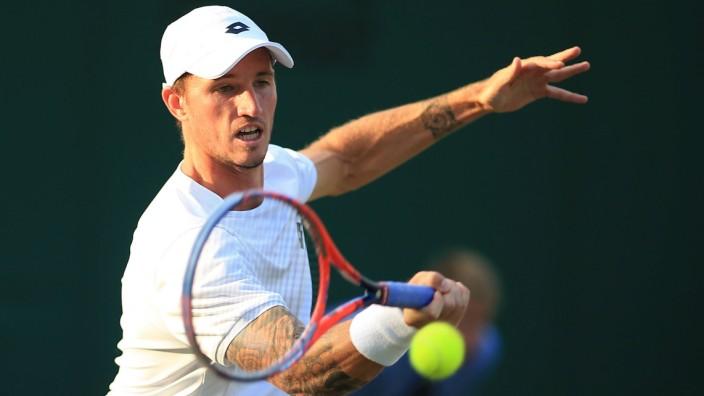 TENNIS ATP Tennis Herren Wimbledon 2018 LONDON ENGLAND 07 JUL 18 TENNIS ATP World Tour Wimbl