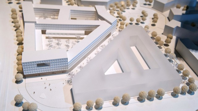 Neubau Strafjustizzentrum