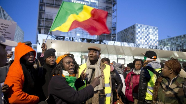 Former Ivory Coast president Laurent Gbagbo trial in The Hague